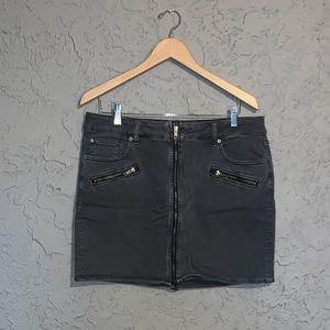 American Eagle Super Stretch Jean Skirt Size 16